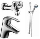 ARMATURA Piryt (KFA) набор смесителей для ванны