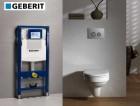 Инсталляция для унитаза Geberit Duofix 4 в 1