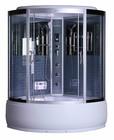 Гидробокс SANTEH SAN G184 серый кирпич  120х120