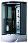 Гидробокс SANTEH SAN B388R правый черный кирпич 120х80