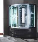 Гидромассажный бокс GOLSTON G-U688 (черный) +TV
