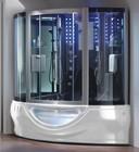 Гидромассажный бокс GOLSTON G-U6810 (белый) +TV